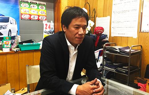 大阪自動車青年会議所に入ったきっかけを教えて下さい。